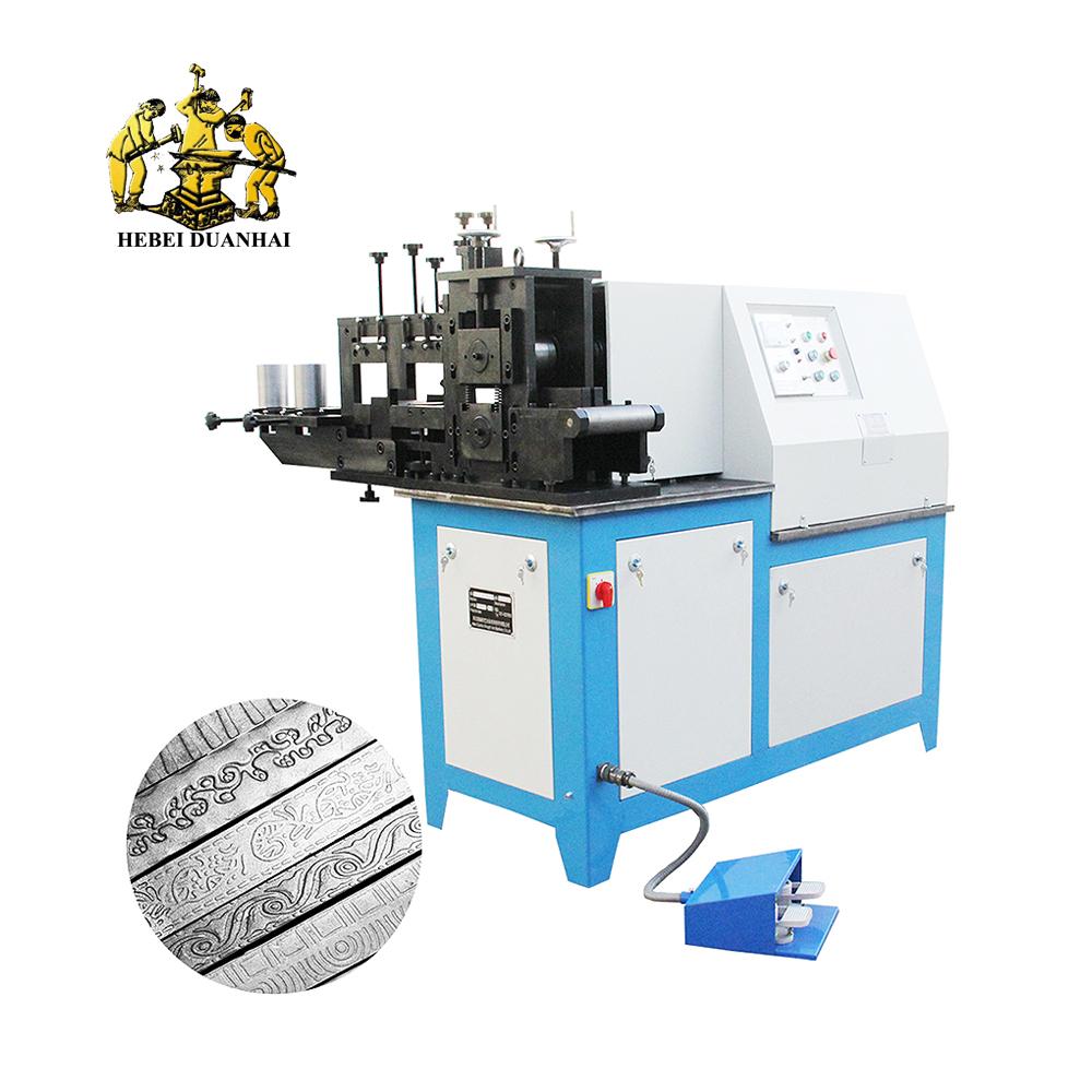 DH-DL60C型电动冷轧压花机
